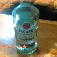 Bacardi Superior Rum  uploaded by Vanessa O.