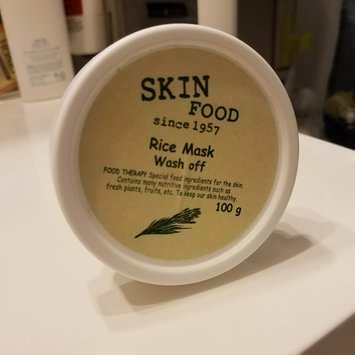 Photo of Skinfood - Rice Mask Wash Off 100g uploaded by Madelyn G.