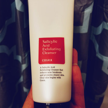 Photo of Cosrx Salicylic Acid Exfoliating Cleanser uploaded by Madelyn G.