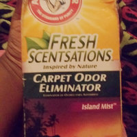 Arm & Hammer Fresh Scentsations Carpet Odor Eliminator Island Mist uploaded by Ericka H.