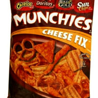 Munchies Cheese Fix Snack Mix Family Size uploaded by Kenicha R.