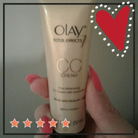 Olay Total Effects Pore Minimizing Cc Cream Fair To Light uploaded by Tiffany T.