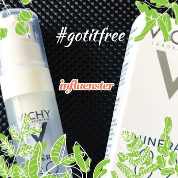 Vichy Mineral 89 Hyaluronic Acid Face Moisturizer uploaded by Wendy N.