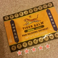 Tiger Balm Extra Strength Pain Relieving Ointment uploaded by Mel Y.