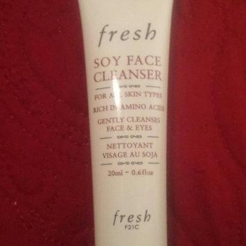 Fresh Soy Face Cleanser uploaded by Jillian A.