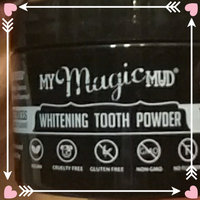 My Magic Mud Detoxifying Tooth Powder, 3 Oz uploaded by Briselda E.