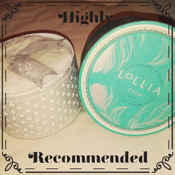 Photo of Lollia Calm Dusting Powder uploaded by Clair B.