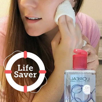 L'Oréal Paris Micellar Cleansing Water for Normal to Dry Skin uploaded by Candi E.