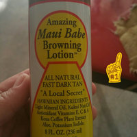 Maui Babe After Browning Lotion uploaded by Angelina S.