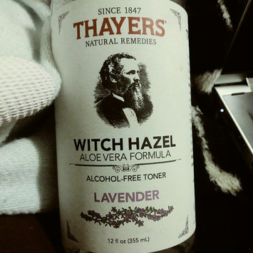 Thayers Alcohol-Free Rose Petal Witch Hazel Toner uploaded by Theresa R.