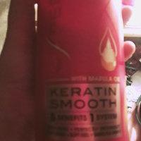 TRESemmé Keratin Smooth/Marula Oil Shampoo uploaded by Frankie L.