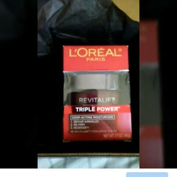 L'Oréal Paris Revitalift Triple Power Intensive Overnight Mask - 1.7 uploaded by Leslie P.