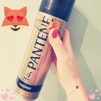 Photo of Pantene Pro-V Extra Strong Hold Hair Spray, 11 oz uploaded by SARA M.