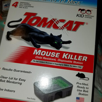 Tomcat® 4-Pack Tier 3 Disposable Mouse Bait Station uploaded by keren a.
