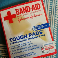 Band-Aid Tough Pads, 4 ea uploaded by Brooke B.