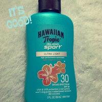 Hawaiian Tropic Island Sport Lotion Sunscreen Broad Spectrum SPF 30 - 2 Ounces uploaded by Mermelada 💋.