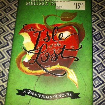 The Isle of the Lost ( The Descendants) (Hardcover) uploaded by Ashlie H.