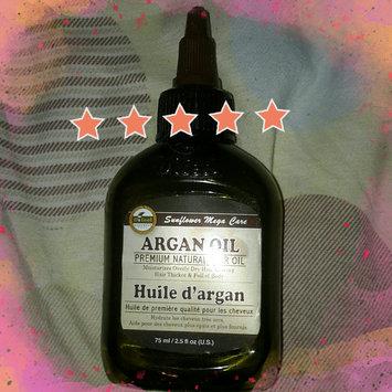 Photo of Difeel Argan Oil Premium Natural Hair Oil - 2.5 oz uploaded by Lidia R.