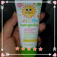 BabyGanics Cover Up Baby Sunscreen for Face & Body SPF 50+ uploaded by Lidia R.
