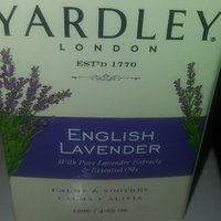 Yardley London English Lavender Naturally Moisturizing Bath Bar uploaded by Rosemarie C.
