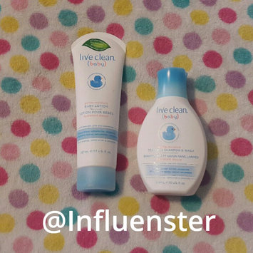 Photo of Live Clean® Baby Gentle Moisture Tearless Shampoo & Wash uploaded by Anny F.