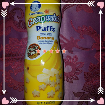 Photo of Gerber® Puffs Peach uploaded by Lidia R.