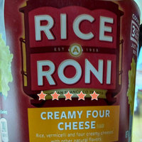 Rice A Roni Creamy Four Cheese Rice Cup 2.25oz uploaded by Antumn M.