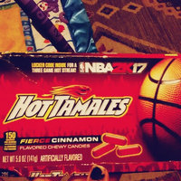 Hot Tamales Chewy Cinnamon Flavored Candies uploaded by Ashley W.