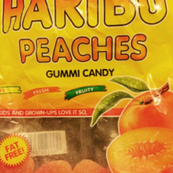HARIBO Peaches Gummi Candy uploaded by Crystal W.
