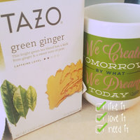 Tazo Green Ginger uploaded by Felicia G.
