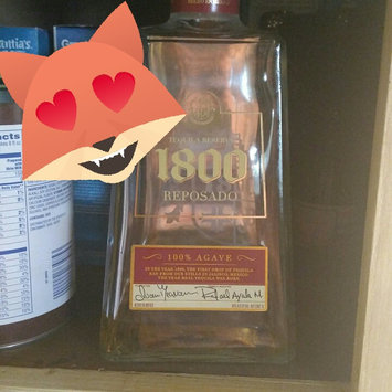 Photo of 1800 Reposado Tequila uploaded by Crystal W.