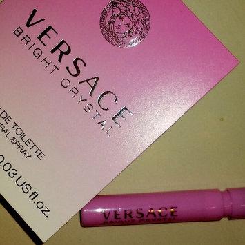 Versace Bright Crystal Eau de Toilette Spray uploaded by Nicole M.
