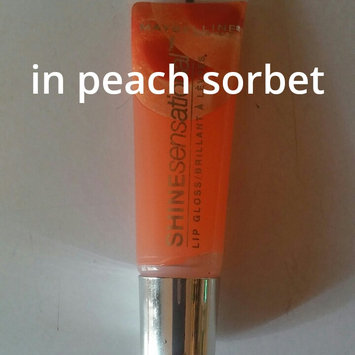 Photo of Maybelline New York Shine Sensational Lip Gloss uploaded by Gloria M.