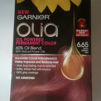 Photo of Garnier Olia Garnier Red Hair Coloring Hair Color Kit uploaded by Gloria M.