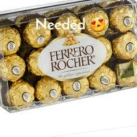 Ferrero Rocher® Chocolate uploaded by Maryam C.
