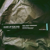 MAKE UP FOR EVER Aqua Smoky Extravagant Waterproof Mascara Black  uploaded by Erin W.