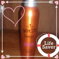 göt2b® Kinkier® Curling Mousse uploaded by Tiffany T.
