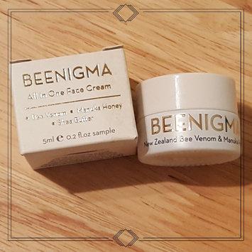 Beenigma Bee Venom Anti-Aging Cream from New Zealand with Medicinal Quality Manuka Honey uploaded by jena e.