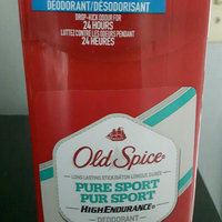 Old Spice Old Spice High Endurance Deodorant Solid Pure Sport 2.25 Oz. (Pack of 12) uploaded by Jeri B.
