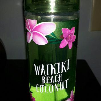 Photo of Bath & Body Works Fine Fragrance Mist WAIKIKI BEACH COCONUT Size:8 fl oz / 236 mL uploaded by Jeri B.