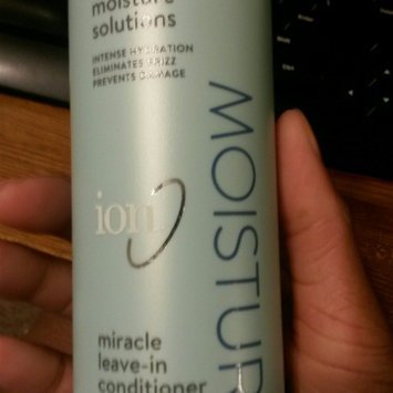 Photo of Ion Miracle Leave-In Conditoner 8 oz. uploaded by Enithea F.