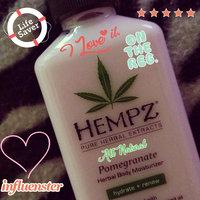 Hempz Mini Vanilla Plum Herbal Body Moisturizer uploaded by Kayla D.