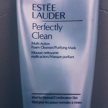 Estée Lauder Perfectly Clean Multi-Action Foam Cleanser/Purifying Mask  uploaded by Cintya S.