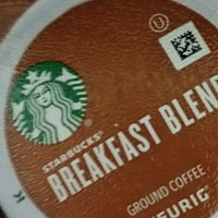 Starbucks Coffee Breakfast Blend K-Cups uploaded by keren a.