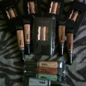 LA Girl Pro High Definition Concealer uploaded by Brookelynne T.