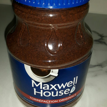 Photo of Maxwell House Original Instant Coffee uploaded by Jeri B.