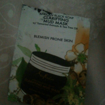 SheaMoisture African Black Soap Clarifying Mud Mask uploaded by Daph D.