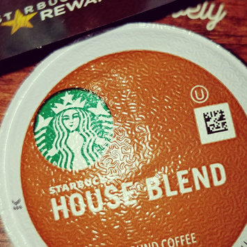 Photo of STARBUCKS® House Blend Rich & Lively K-Cups® Pods uploaded by keren a.