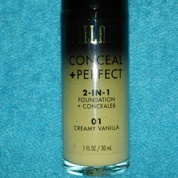 Milani Conceal + Perfect 2-in-1 Foundation + Concealer uploaded by TracyLynn M.