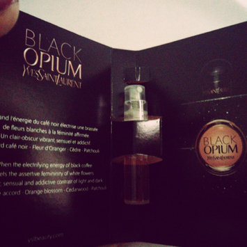 Yves Saint Laurent Black Opium Eau de Toilette uploaded by Elia B.